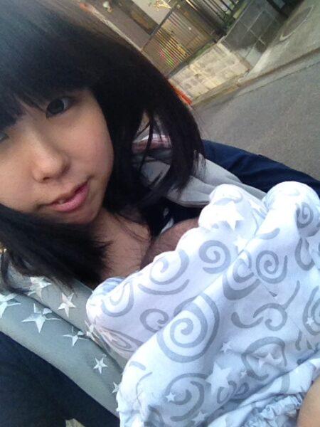 19歳当時の私